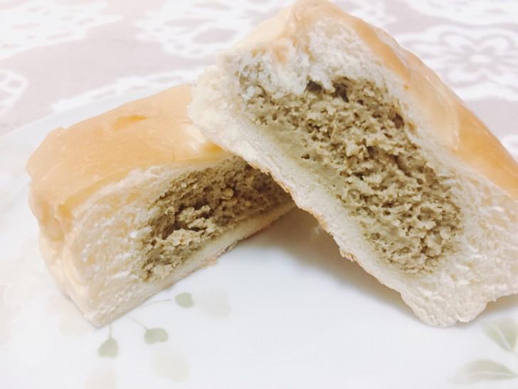 ほうじ茶くりーむパン
