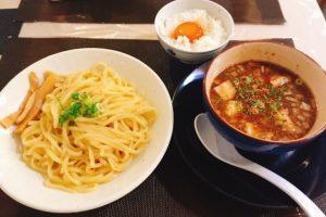 五山つけ麺(弐段仕込み)